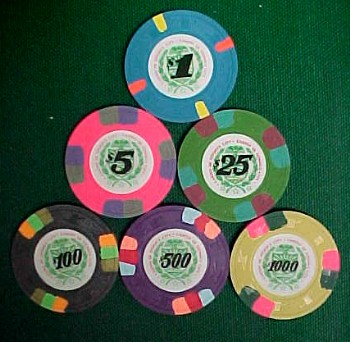 Bond - Licence to Kill - Reproduction Casino Chips